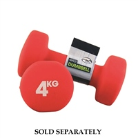 Fitness Mad 4kg Dumbell