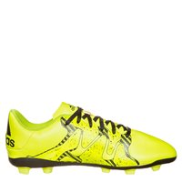 Adidas X 15.4 Firm Ground Football Boots Junior