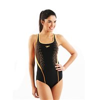 Speedo Speedo Fit Kickback Swimsuit