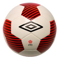 Umbro Neo Trainer Soccer Ball 290g - White/Orange