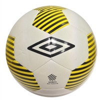 Umbro Neo Trainer Soccer Ball 320g -  White/Yellow
