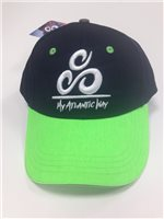Introsports My Atlantic Way Cap - Black/Green