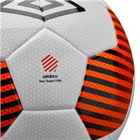 Umbro Neo Target TSBE Ball - DL White/Orange