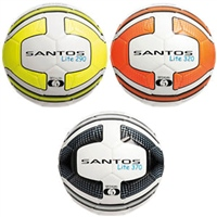 Precision Training Santos Lite Training Ball 370g - White/Black