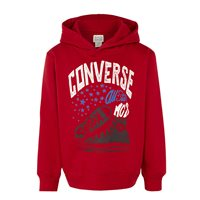 Converse All Star Sneaker Pullover - Red