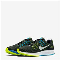Nike Air Zoom Structure 19 - Black/Green/Blue