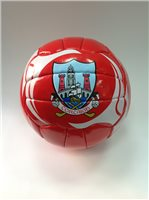 Introsports Cork Football - Red/White