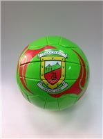 Introsports Mayo Football - Green/Red