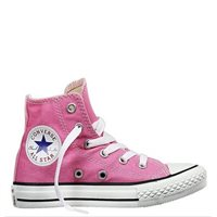 Converse Youths All Star Hi-Top - Pink