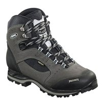 Meindl Softline Lady Light GTX Hiking Boots -  Grey/Black