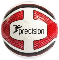 Sportech Santos Precision Training Ball - White/Red