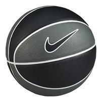 Nike Swoosh Mini Basketball -  Black/Grey