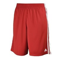 Adidas Basketball Practice Shorts - Red