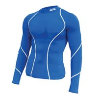 ATAK Sports Compression Shirt - Royal