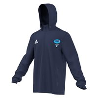 Adidas CNS Coaching Core 15 Rain Jacket - Navy/White
