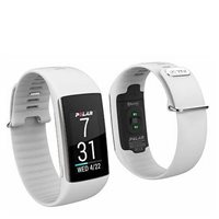 Polar A360 Fitness Tracker with Heart Rate Sens - White