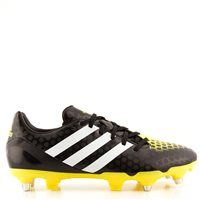 Adidas Incurza Elite Football Boots - Black/Yellow