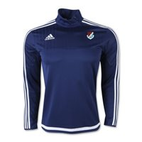 Adidas Drumbar Tiro 15 Training Top - Navy/White