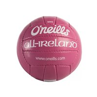 ONeills GAA Mini Ball - Pink