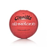 ONeills GAA Mini Ball - Red