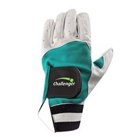 Challenger Handball Glove - Adult - White