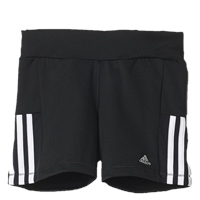 Adidas Girls Gear Up GU Short Tights - Black
