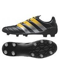 Adidas Ace 16.1 FG/AG Football Boots - Black/Orange