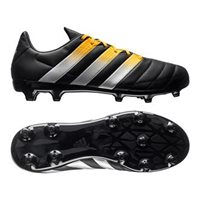 Adidas Ace 16.3 FG/AG Football Boots - Black/Orange