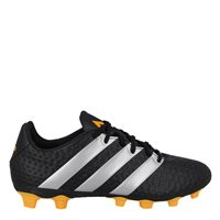 Adidas Ace 16.4 FxG Football Boots - Black