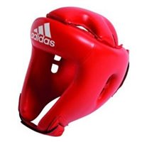 Adidas Boxing Kids Boxing Headguard - Red