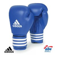 Adidas Boxing AIBA Boxing Gloves - Blue