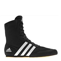 Adidas Boxing Black Box Hog Boxing Boot - Black