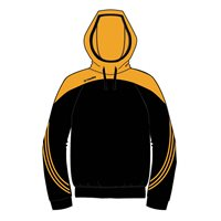 ONeills Parnell Hoody - Black/Amber/Amber