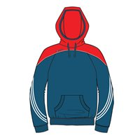 ONeills Parnell Hoody - Navy/Red/White