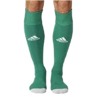 Adidas Milano 16 Sock  - Green/White