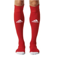 Adidas Milano 16 Sock  - Red/White