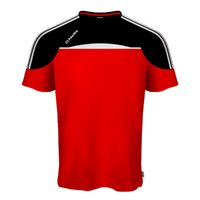 ONeills Marley T-Shirt - Red/Black/White