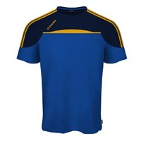 ONeills Marley T-Shirt - Royal/Navy/Amber