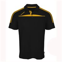 ONeills Marley Polo - Black/Amber