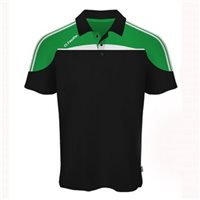 ONeills Marley Polo - Black/Emerald/White