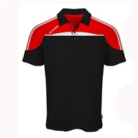 ONeills Marley Polo - Black/Red/White