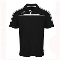 ONeills Marley Polo - Black/White