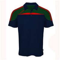 ONeills Marley Polo - Navy/Bottle/Red