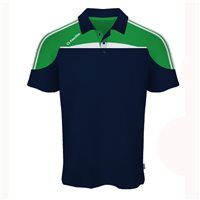 ONeills Marley Polo - Navy/Emerald/White