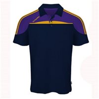 ONeills Marley Polo - Navy/Purple/Amber