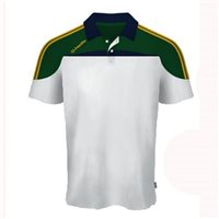 ONeills Marley Polo - White/Bottle/Amber