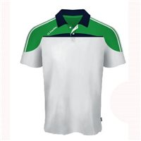 ONeills Marley Polo - White/Emerald/Navy