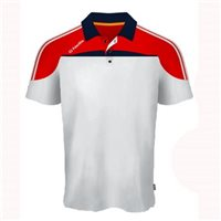 ONeills Marley Polo - White/Red/Navy