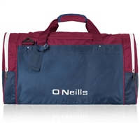 ONeills 28inch Denver Bag - Navy/Maroon/White