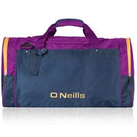 ONeills 28inch Burren Bag - Navy/Purple/Amber